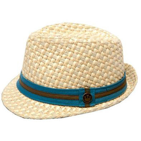 Malibu Straw Fedora - Anonymous L.A.