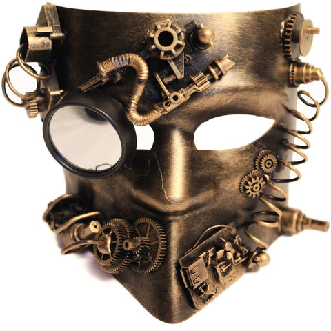 Mechanical Bauter Mask