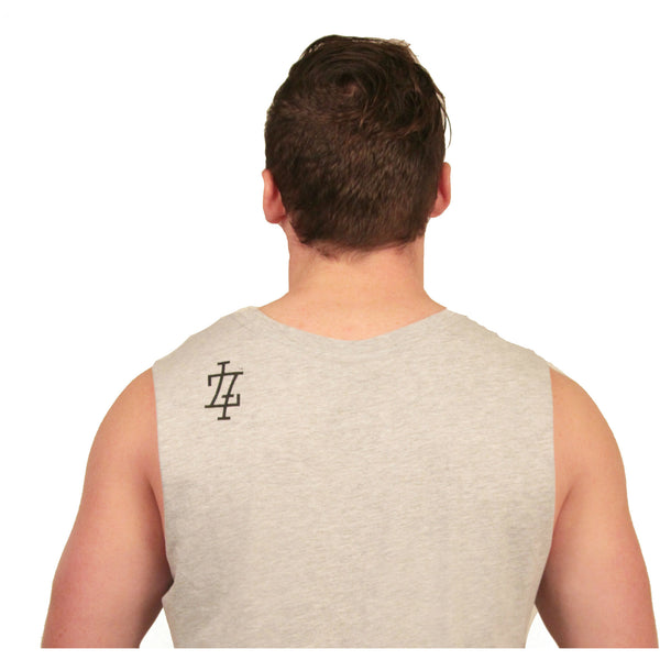 Bar Sleeveless Tee - Anonymous L.A. - 2