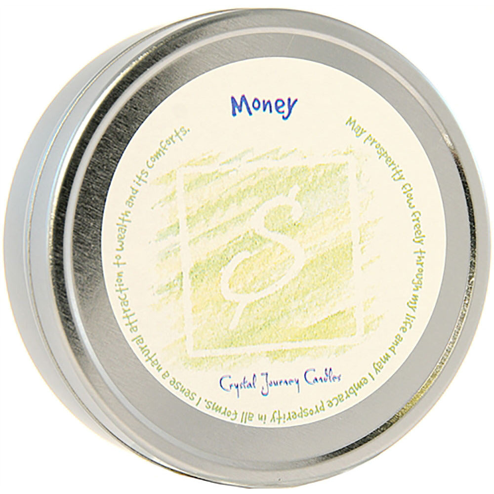 Herbal Travel Candle for Money - Anonymous L.A.