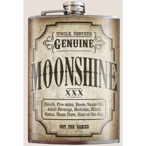 Moonshine - Flask - Anonymous L.A.