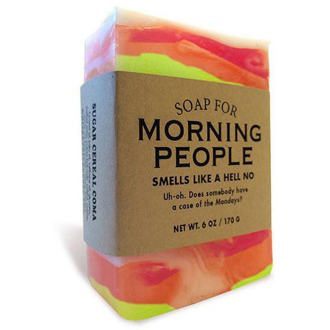 Soap for Morning People - Anonymous L.A.
