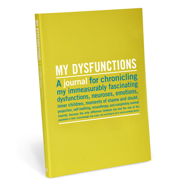 My Dysfunctions Guided Journal - Anonymous L.A. - 1