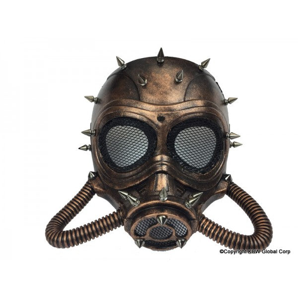 Steampunk Submarine Mask