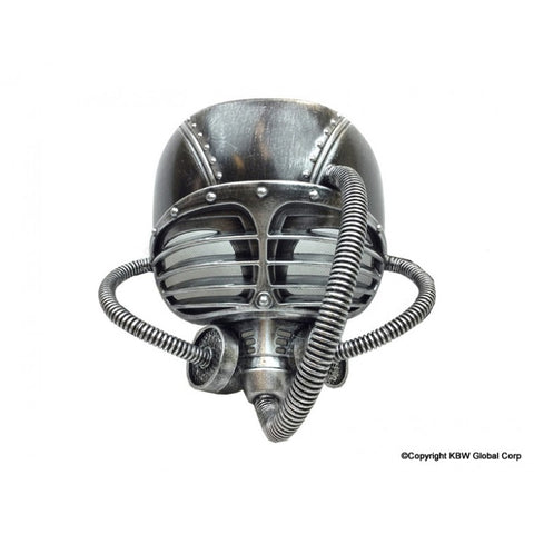 Steampunk Submarine Mask W/Gas Mask
