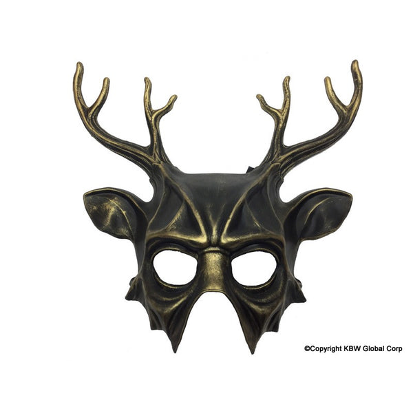 Deer Party Mask
