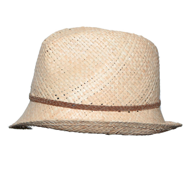 Finley Woven Fedora - Anonymous L.A. - 3