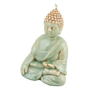 Buddha Witness Candle Jade - Anonymous L.A. - 1