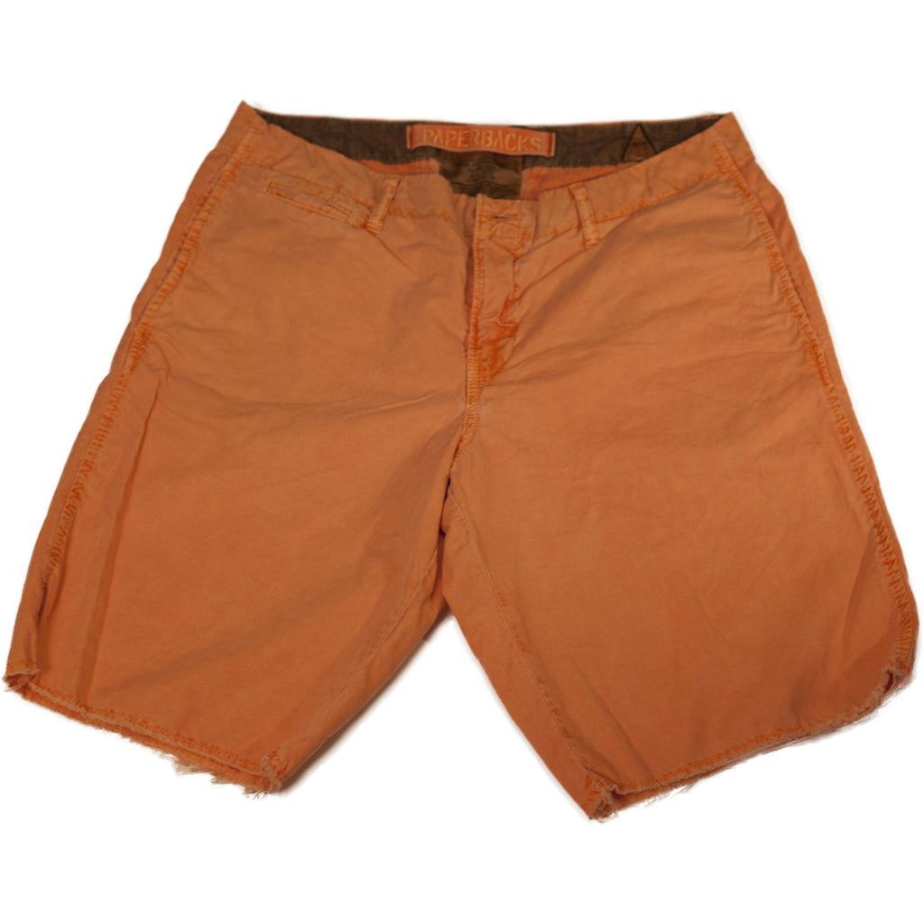 Orange Shorts - Anonymous L.A.