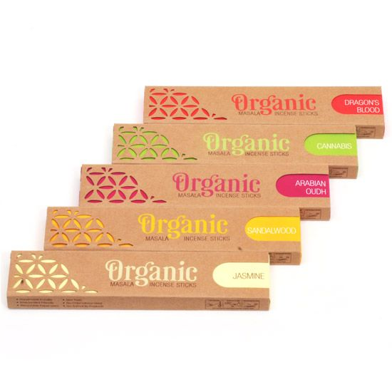 Organic Goodness Masala Incense 15g