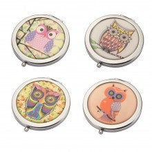 Compact Mirrors Owls - Anonymous L.A.