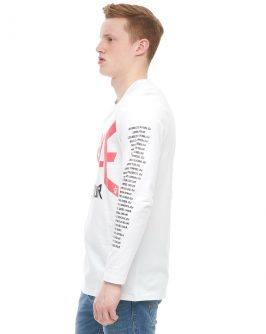 Global Tours Long Sleeve – White