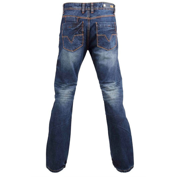 CESARI Mens' Premium Denim Pants - Anonymous L.A. - 2