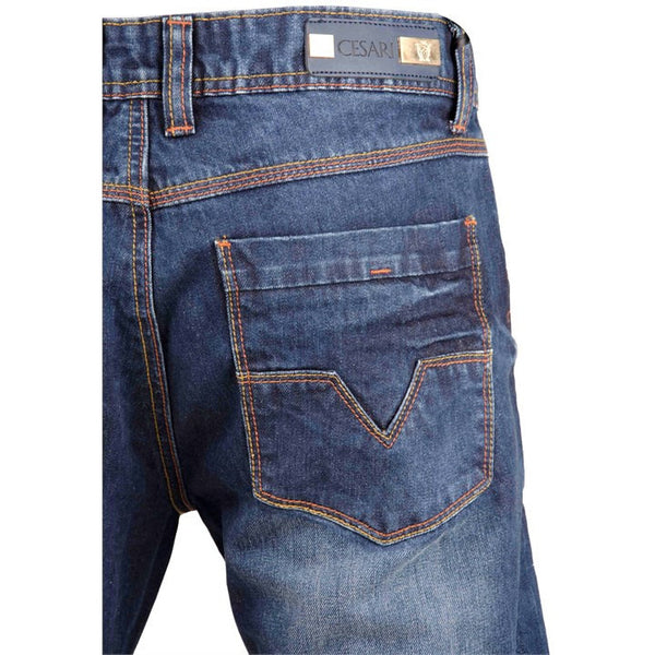 CESARI Mens' Premium Denim Pants - Anonymous L.A. - 3