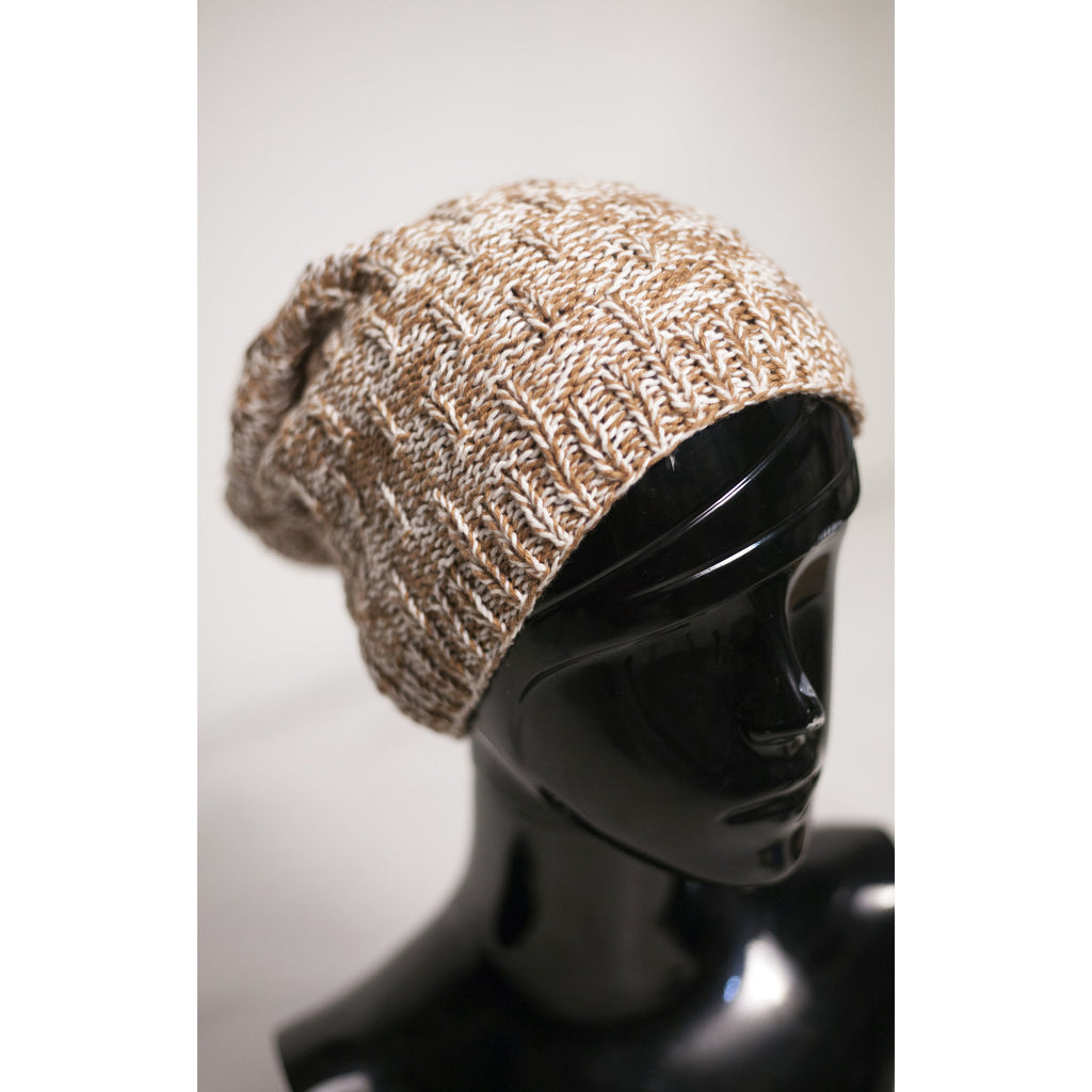 Two Tone Cotton Hat