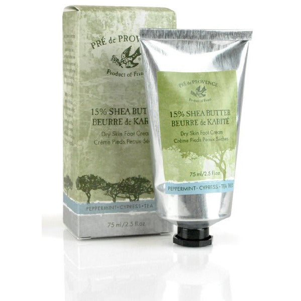 Peppermint Shea Foot Cream - Anonymous L.A. - 1