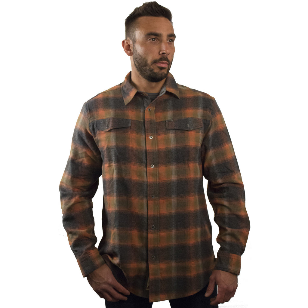 Riley Long Sleeve Shirt - Anonymous L.A.