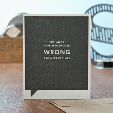 Friendship / Being Wrong - Anonymous L.A. - 1