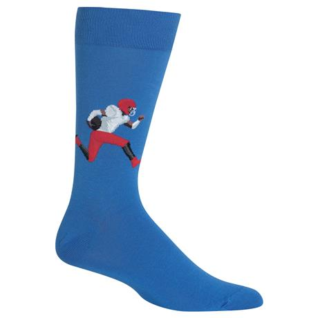Men's Football Player Crew Socks