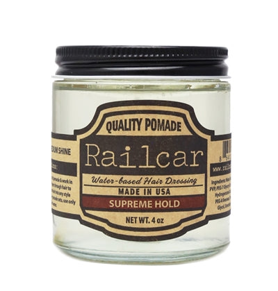 Railcar Pomade Supreme Hold Clear