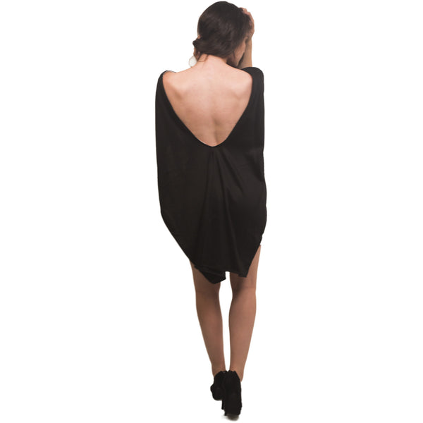 Short Cape Dress - Anonymous L.A. - 3