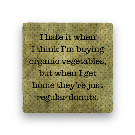 Organic Vegetables - Coaster