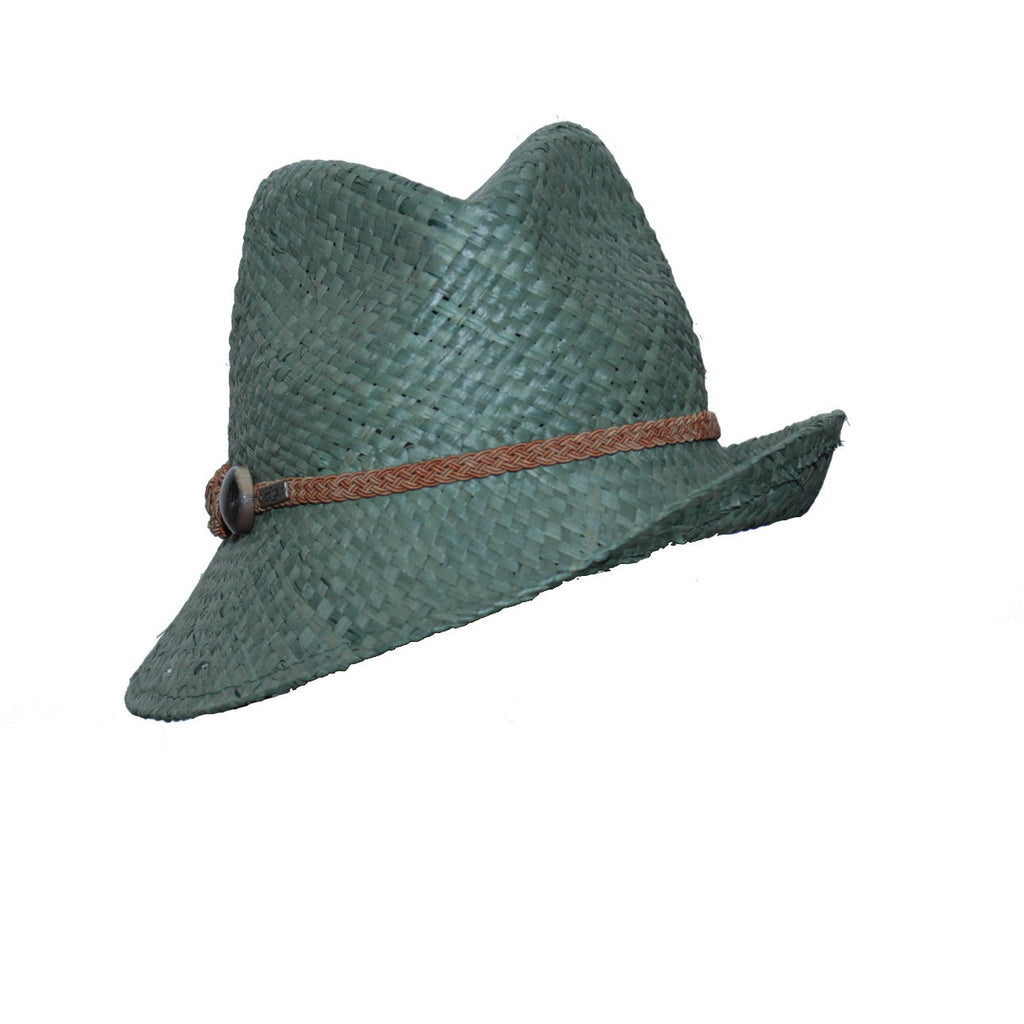 Finley Woven Fedora - Anonymous L.A. - 6