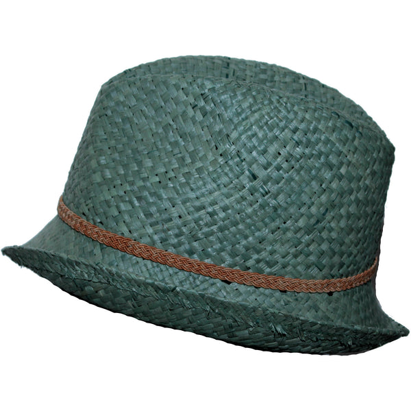 Finley Woven Fedora - Anonymous L.A. - 9