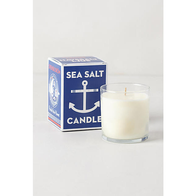Sea Salt 10 oz. Candle - Anonymous L.A.