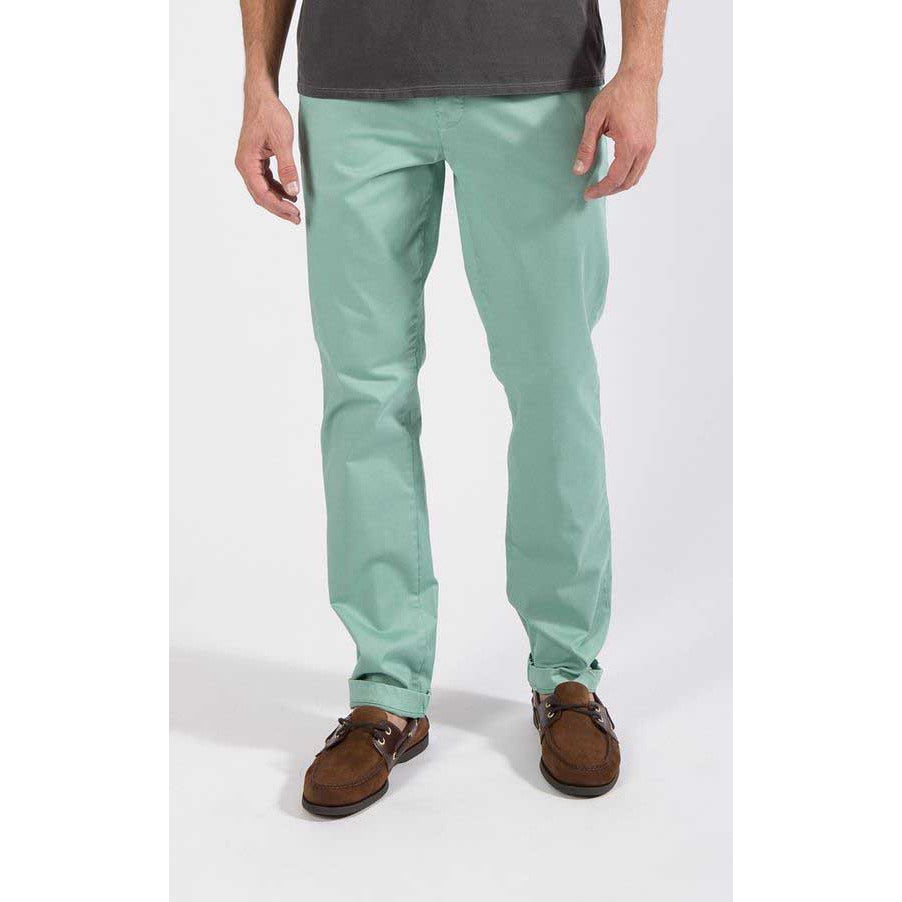 Seafoam Chino Pants - Anonymous L.A.
