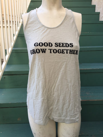 Groveton - Good Seeds Grow Together Tank