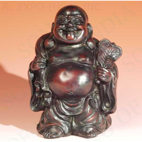 "Resin Laugh Buddha Stain 7"" - Anonymous L.A."