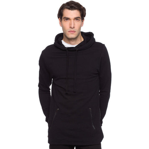 Sean-6062 - French Terry Pull over Hoodie - Anonymous L.A.
