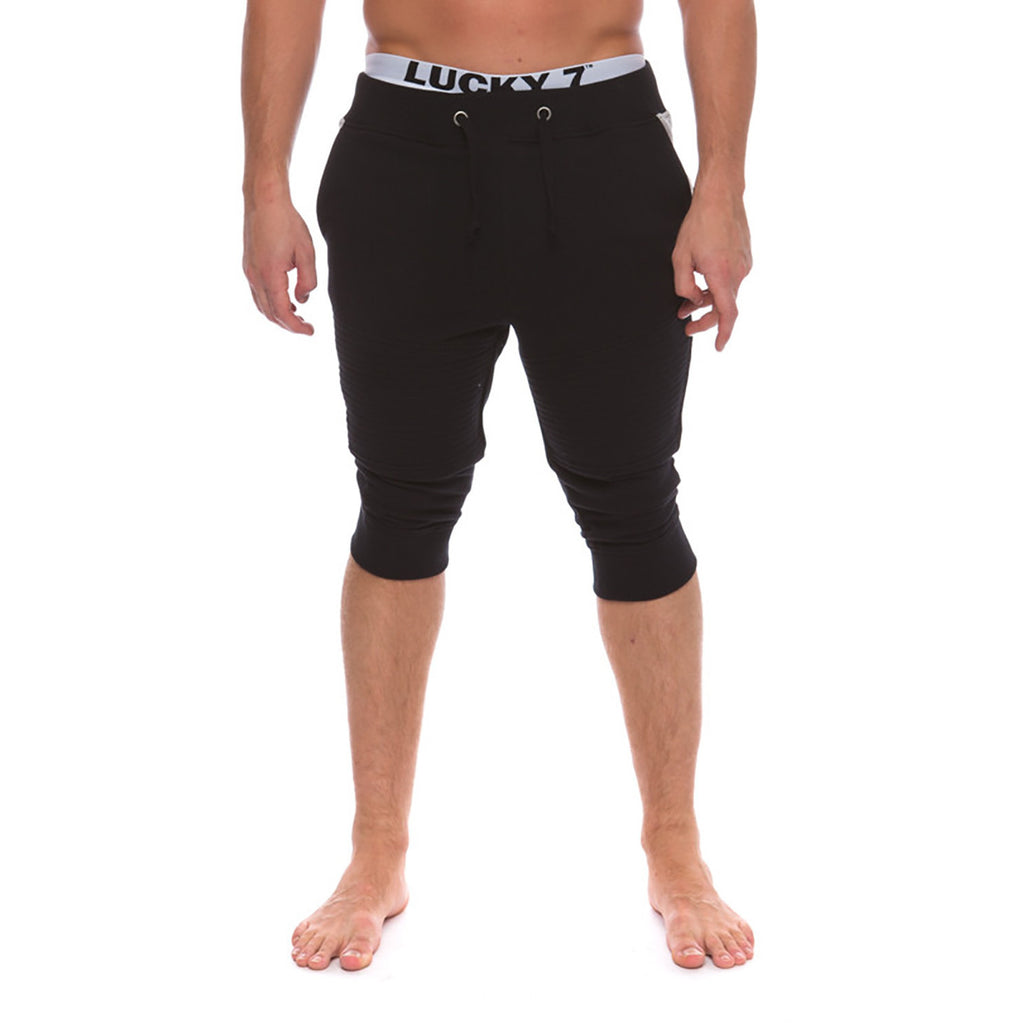 Snoop - French Terry 3/4 Shorts - Anonymous L.A. - 1