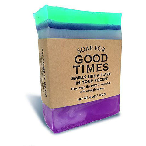 Soap for Goodtimes - Anonymous L.A.