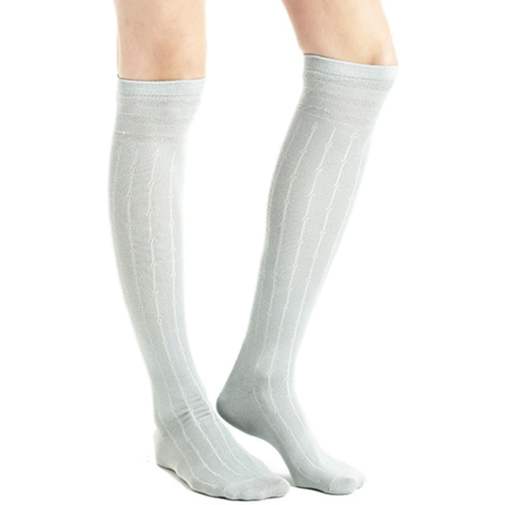 Sea Knee High Socks - Anonymous L.A.