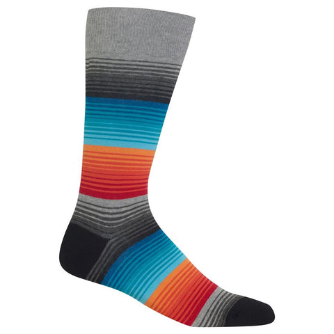 Men's Ombre Stripe Socks