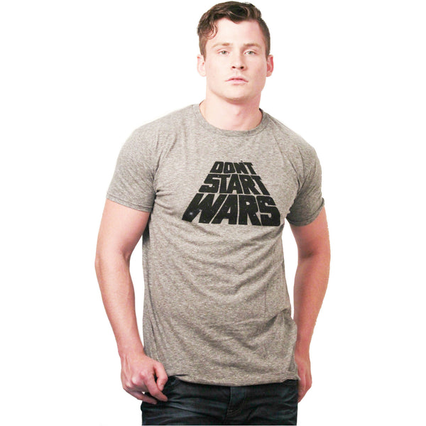 Ames Bros Don't Start Wars T-Shirt - Anonymous L.A. - 3