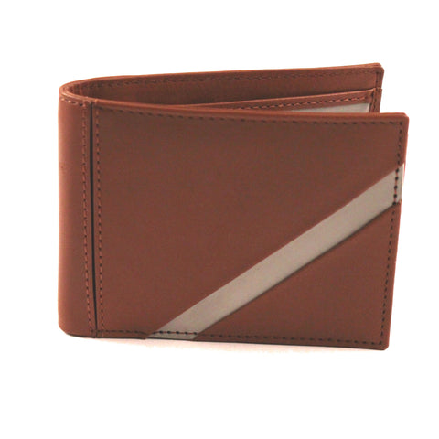 Stewart/Stand Leather Tech Bill Fold Wallet - Anonymous L.A.