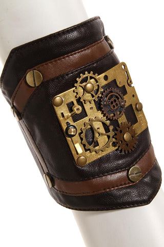 steampunk arm sleeve