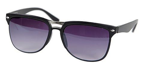 Black Matte Storm Sunglasses