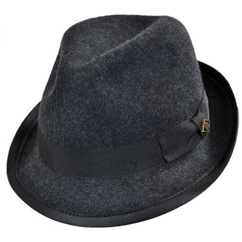 Stretch Fedora Hat - Anonymous L.A. - 1
