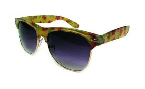 Floral View Sunglasses