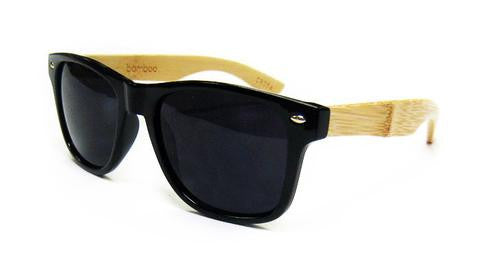 Woody Bamboo Wood Sunglasses