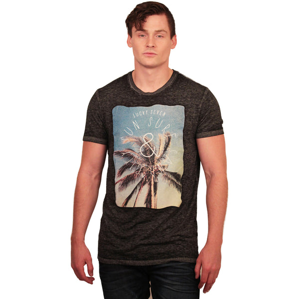 Sun & Surf Burnout Tee - Anonymous L.A. - 1