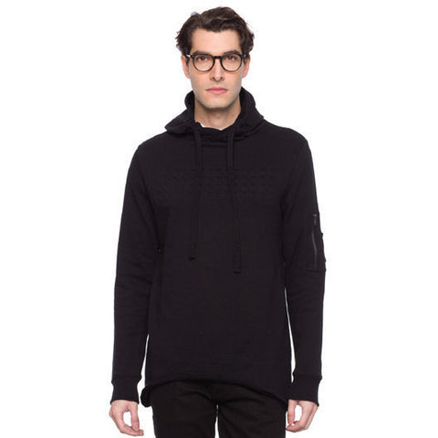 Ted - 6066 - Embossed pyramid Sweatshirt - Anonymous L.A.