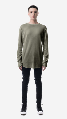 Thermal UnderScoop Olive