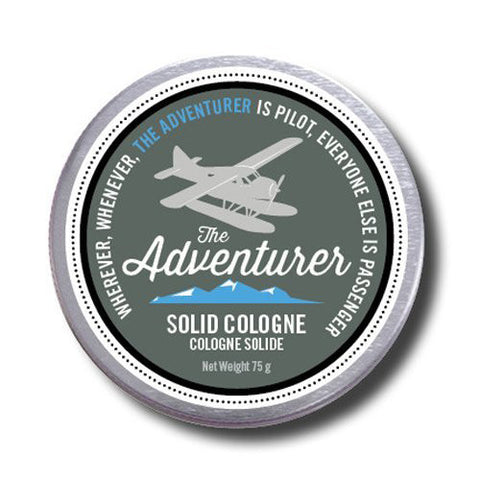 The Adventurer - Solid Cologne