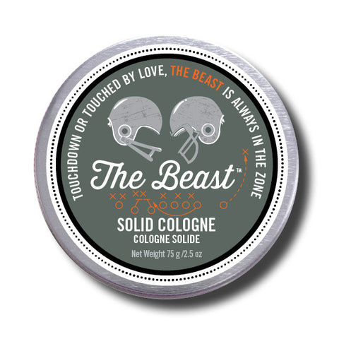 The Beast - Solid Cologne