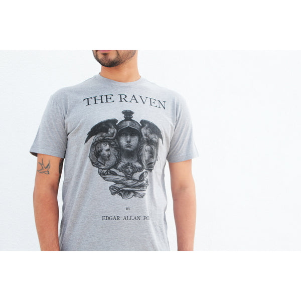 The Raven T-Shirt - Anonymous L.A. - 2